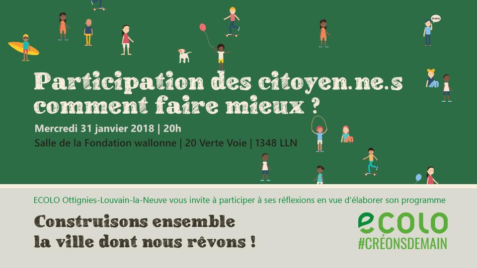 Participation des citoyen.ne.s, comment faire mieux ? | World Café #3