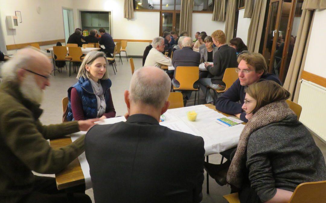 WorldCafé #3 – Participation des citoyen.ne.s, comment faire mieux, Compte rendu de la soirée