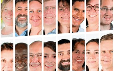 élection 2018 : chaque candidat ECOLO en photo